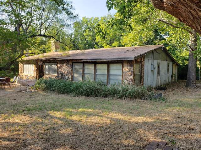 110 Mulberry Drive, Graford, TX 76449 (MLS #14405819) :: The Chad Smith Team