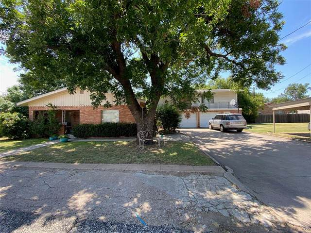 634 Garza Avenue, Tuscola, TX 79562 (MLS #14405825) :: The Chad Smith Team