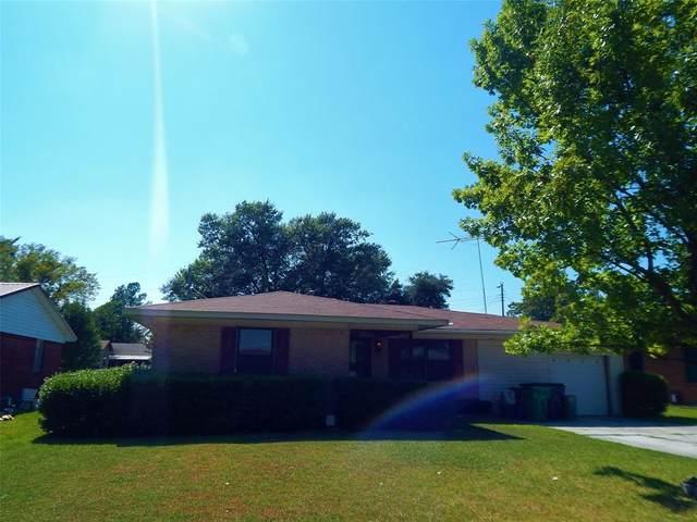 4002 Western Circle, Greenville, TX 75401 (MLS #14405828) :: Maegan Brest | Keller Williams Realty