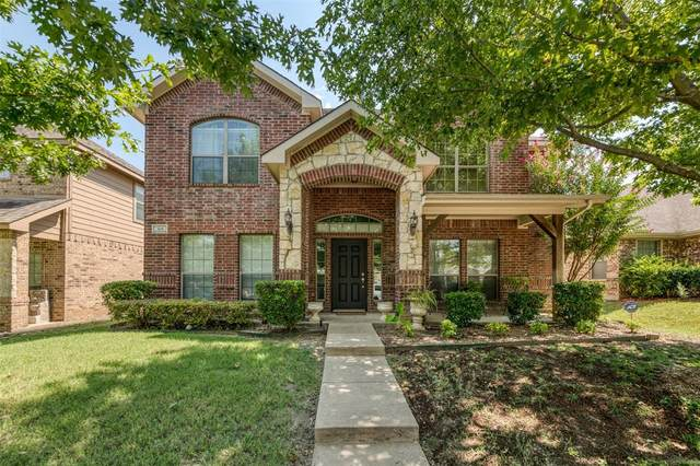 305 Village Drive, Red Oak, TX 75154 (MLS #14405831) :: The Heyl Group at Keller Williams