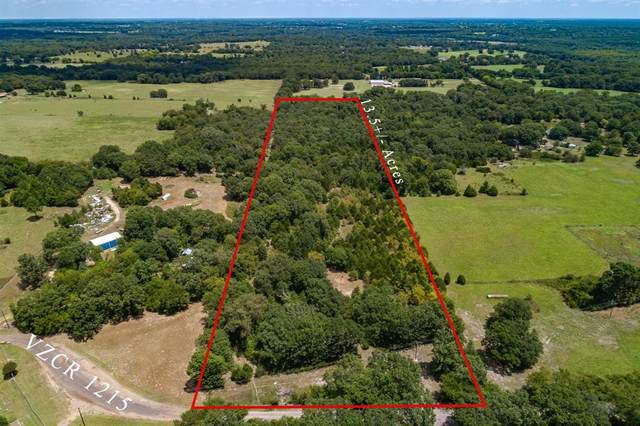 TBD Vz County Road 1215, Canton, TX 75103 (MLS #14405840) :: Real Estate By Design