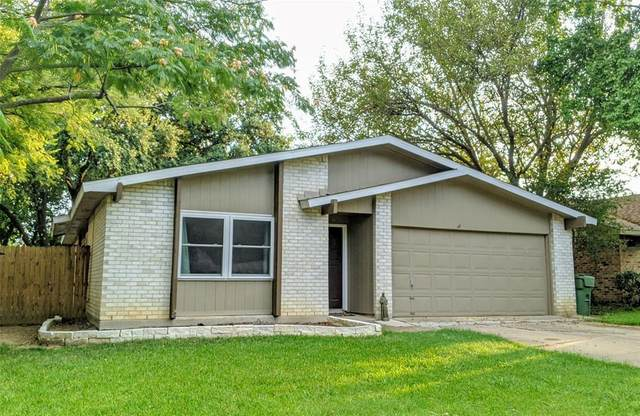 612 Mckown Drive, Mansfield, TX 76063 (MLS #14405856) :: The Chad Smith Team