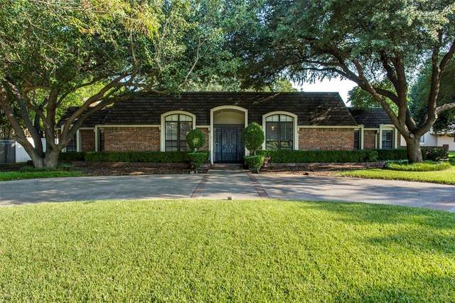 5505 Northaven Road, Dallas, TX 75229 (MLS #14405857) :: The Chad Smith Team