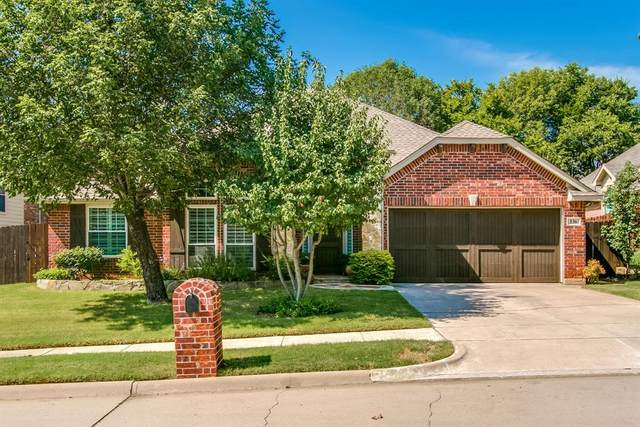 136 Whitney Drive, Hickory Creek, TX 75065 (MLS #14405862) :: Front Real Estate Co.