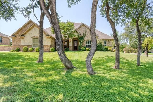 9700 Shadows Court, Granbury, TX 76049 (MLS #14405869) :: The Mitchell Group