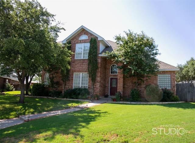 1409 Kingwood Circle, Abilene, TX 79602 (MLS #14405871) :: All Cities USA Realty