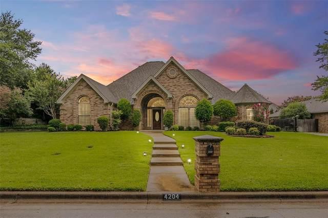 4204 Green Meadow Street E, Colleyville, TX 76034 (MLS #14405882) :: Frankie Arthur Real Estate