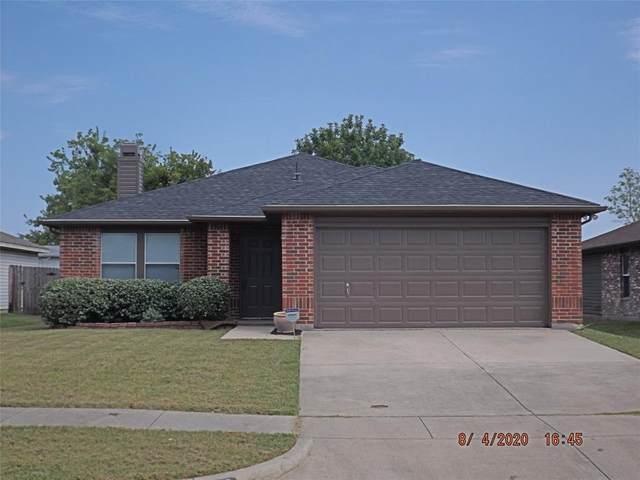 6108 Modelli Drive, Grand Prairie, TX 75052 (MLS #14405919) :: Frankie Arthur Real Estate