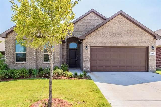 170 Colter Drive, Waxahachie, TX 75167 (MLS #14405930) :: The Sarah Padgett Team