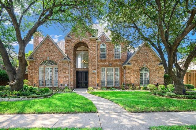 5628 Crowndale Drive, Plano, TX 75093 (MLS #14405940) :: Hargrove Realty Group