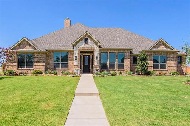 7201 Judy Drive, Ovilla, TX 75154 (MLS #14405944) :: The Heyl Group at Keller Williams