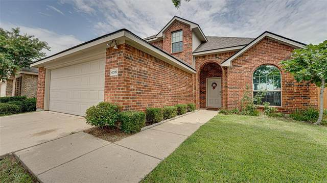 4010 Eric Drive, Heartland, TX 75126 (MLS #14405947) :: The Heyl Group at Keller Williams
