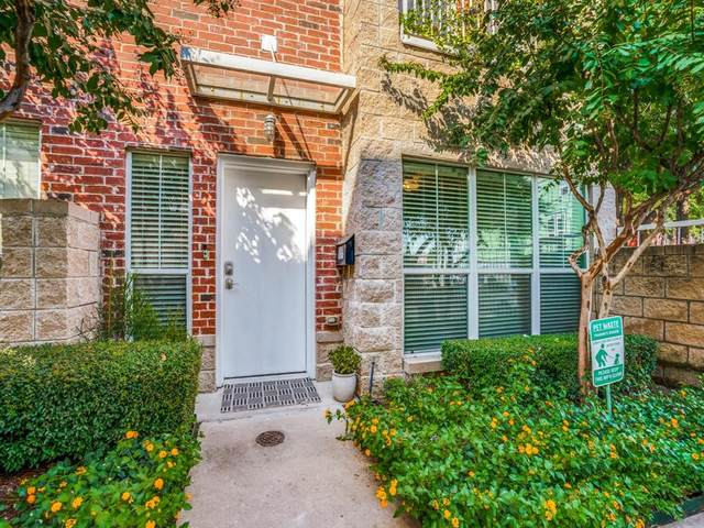 1602 Tribeca Way, Dallas, TX 75204 (MLS #14405949) :: The Mitchell Group