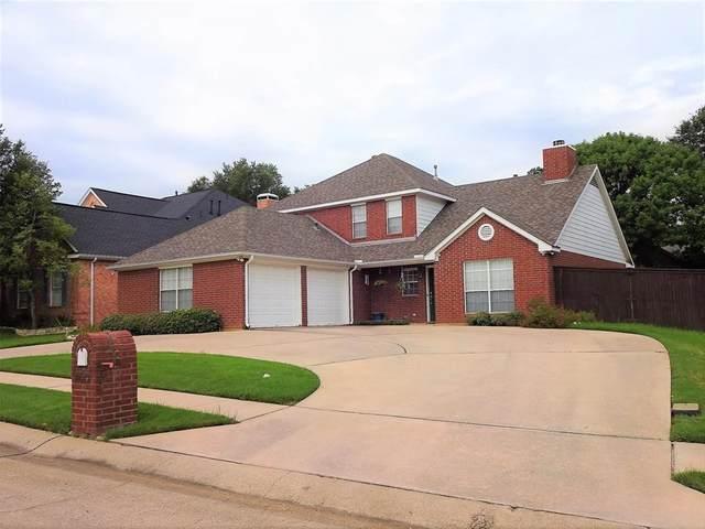 2012 Vintage Circle, Denton, TX 76210 (MLS #14405955) :: The Good Home Team