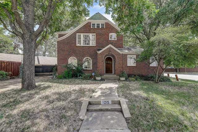 1215 N Beacon Street, Dallas, TX 75206 (MLS #14405965) :: The Mitchell Group