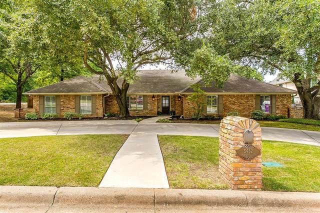 5452 Northcrest Road, Fort Worth, TX 76107 (MLS #14405966) :: Frankie Arthur Real Estate