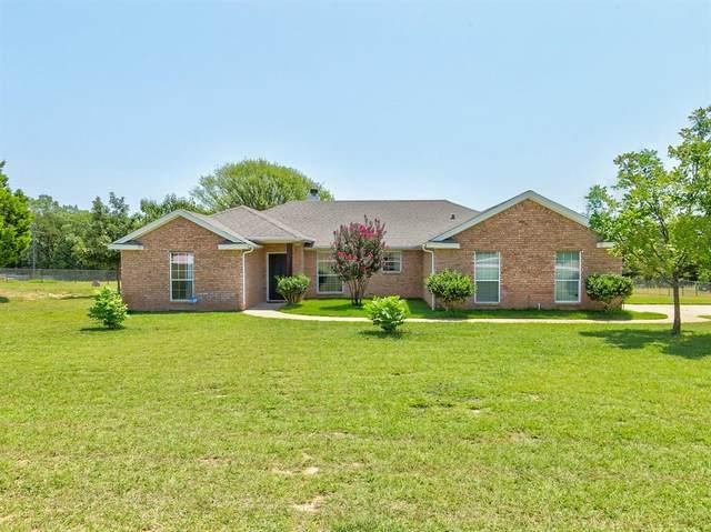 301 Sandy Creek Court, Weatherford, TX 76085 (MLS #14406005) :: NewHomePrograms.com LLC