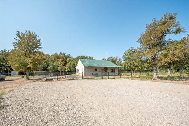 1217 Sweet Springs Road, Weatherford, TX 76088 (MLS #14406014) :: The Mauelshagen Group