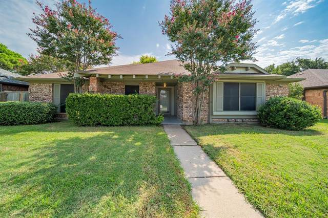 1625 Autumn Breeze Lane, Lewisville, TX 75077 (MLS #14406061) :: Frankie Arthur Real Estate