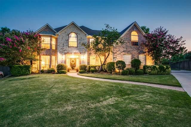709 Saxon Trail, Southlake, TX 76092 (MLS #14406067) :: Frankie Arthur Real Estate