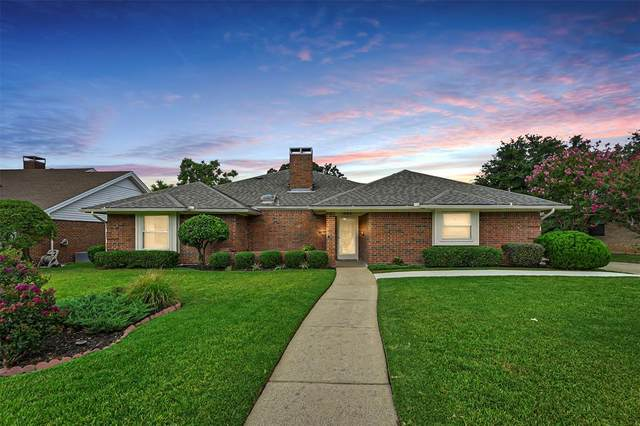 1005 Kingston Drive, Mansfield, TX 76063 (MLS #14406089) :: The Heyl Group at Keller Williams