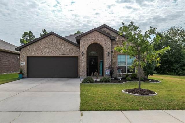 1236 Scott Drive, Weatherford, TX 76087 (MLS #14406104) :: The Mauelshagen Group
