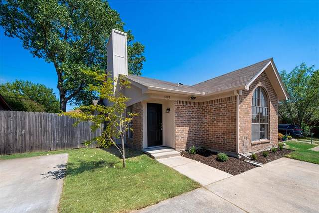 5109 Trail Dust Lane, Arlington, TX 76017 (MLS #14406136) :: The Mitchell Group