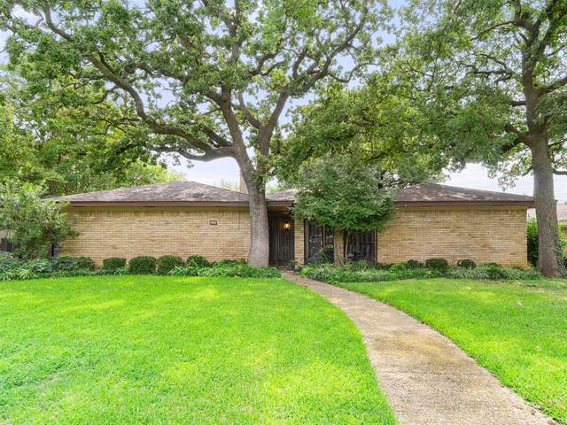 1724 Acorn Lane, Hurst, TX 76054 (MLS #14406137) :: The Heyl Group at Keller Williams