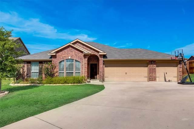 1625 Serenity Lane, Weatherford, TX 76087 (MLS #14406151) :: The Mauelshagen Group