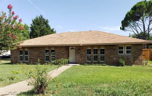 2102 Blueridge Drive, Duncanville, TX 75137 (MLS #14406152) :: Tenesha Lusk Realty Group