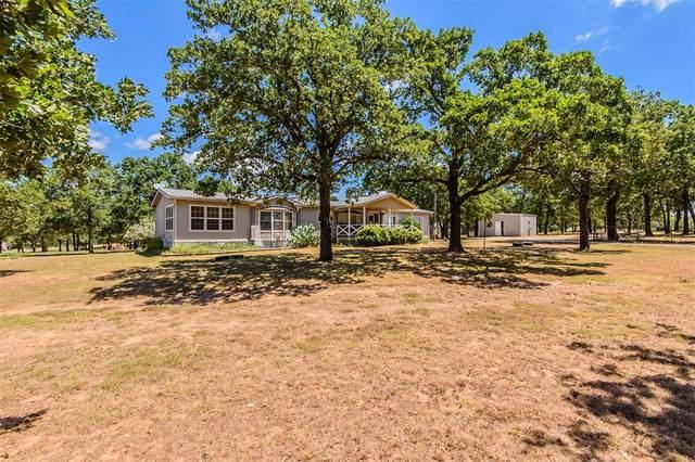 3900 Hott Lane, Weatherford, TX 76088 (MLS #14406173) :: The Kimberly Davis Group