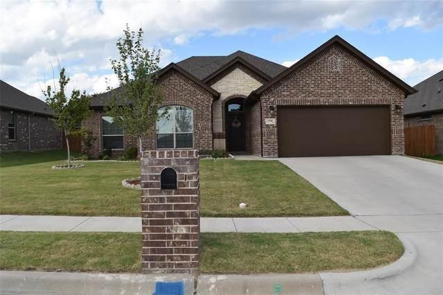 1148 Nottingham Trail, Saginaw, TX 76179 (MLS #14406175) :: The Heyl Group at Keller Williams