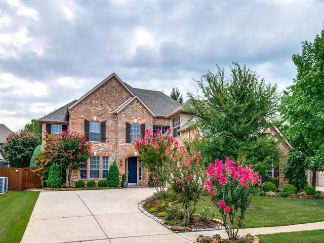 1405 Haddington Lane, Keller, TX 76248 (MLS #14406176) :: Team Tiller