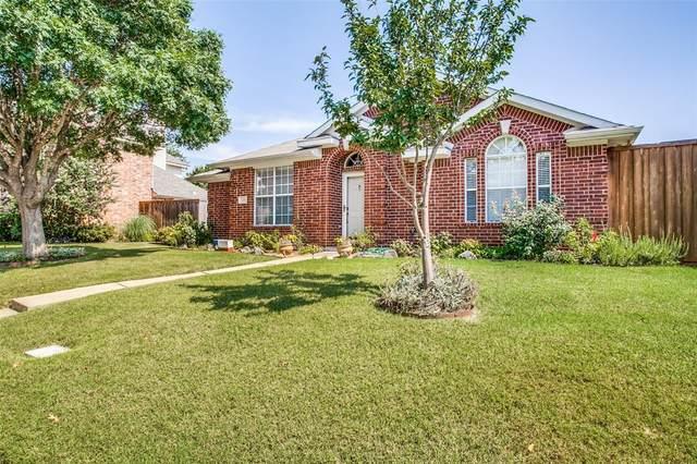 620 Lakewood Drive, Allen, TX 75002 (MLS #14406188) :: The Heyl Group at Keller Williams