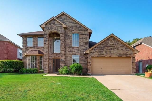 2215 New Mill Lane, Arlington, TX 76012 (MLS #14406210) :: The Chad Smith Team