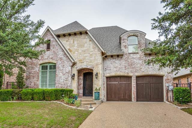 5530 Wendover Drive, Frisco, TX 75034 (MLS #14406218) :: Real Estate By Design