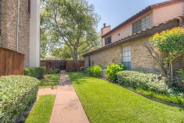5626 Preston Oaks Road 5C, Dallas, TX 75254 (MLS #14406243) :: North Texas Team   RE/MAX Lifestyle Property