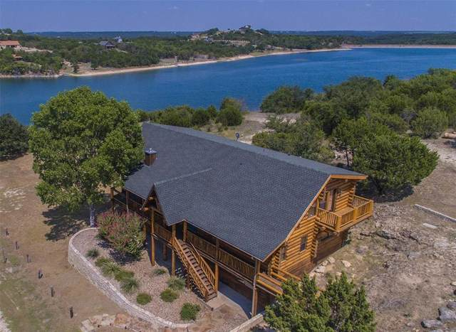 250 Blue Marlin Court, Bluff Dale, TX 76433 (MLS #14406279) :: The Heyl Group at Keller Williams