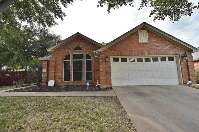 1804 Realistic Court, Bedford, TX 76021 (MLS #14406284) :: The Heyl Group at Keller Williams