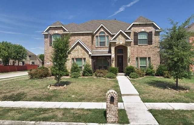 2232 Horned Owl Street, Grand Prairie, TX 75052 (MLS #14406294) :: The Chad Smith Team