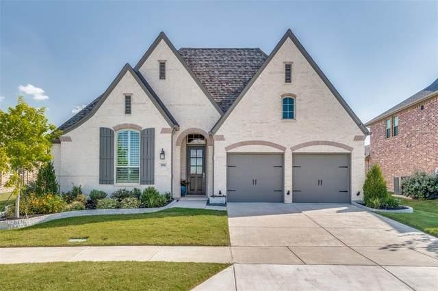 3890 White Clover Lane, Prosper, TX 75078 (MLS #14406309) :: Tenesha Lusk Realty Group