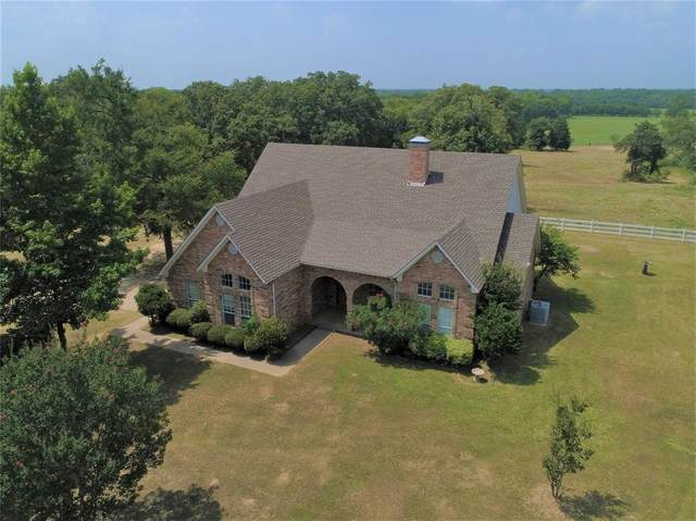 396 Vz County Road 3710, Edgewood, TX 75117 (MLS #14406317) :: The Kimberly Davis Group