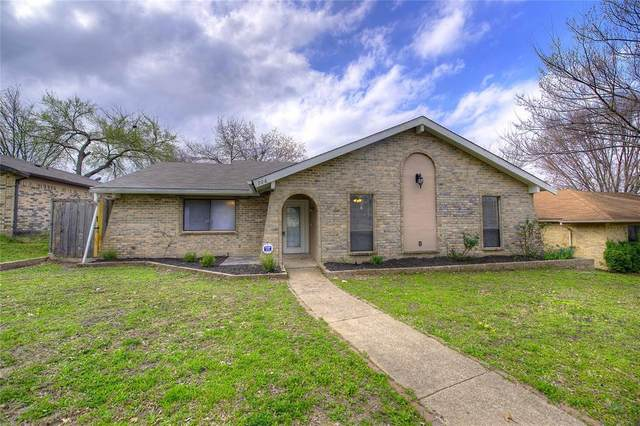 706 Southwood Drive, Duncanville, TX 75137 (MLS #14406320) :: Tenesha Lusk Realty Group