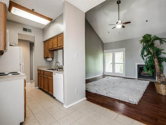 9747 Whitehurst Drive #173, Dallas, TX 75243 (MLS #14406327) :: Results Property Group