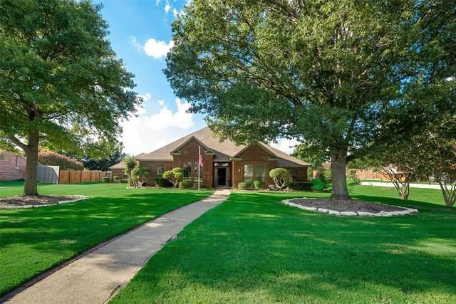 109 Sunbird Lane, Sunnyvale, TX 75182 (MLS #14406339) :: The Mitchell Group