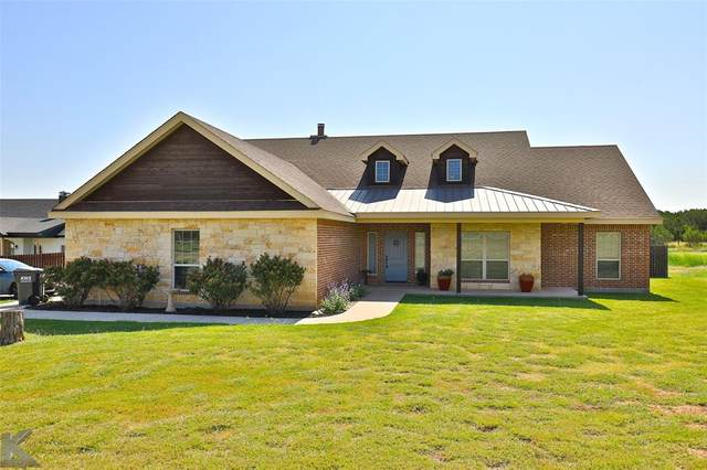 109 Cedar Branch Court, Abilene, TX 79606 (MLS #14406348) :: The Chad Smith Team