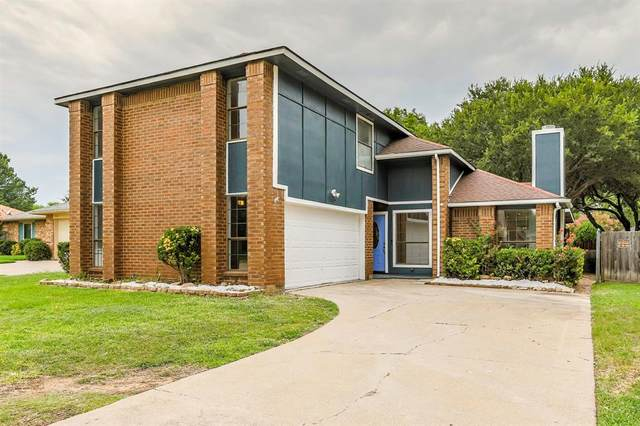 1312 Colony Court, Flower Mound, TX 75028 (MLS #14406358) :: HergGroup Dallas-Fort Worth