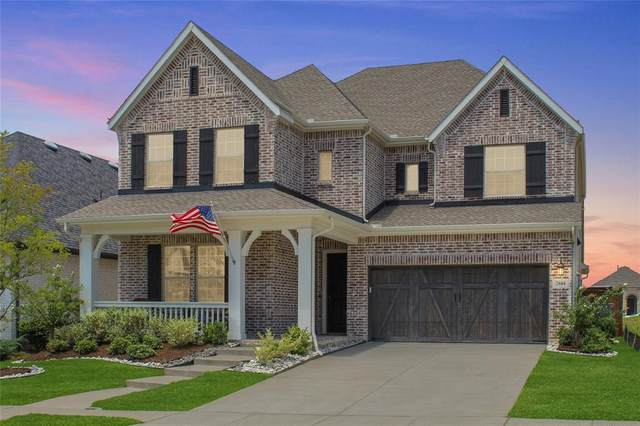 2604 Preakness Place, Celina, TX 75009 (MLS #14406362) :: The Heyl Group at Keller Williams