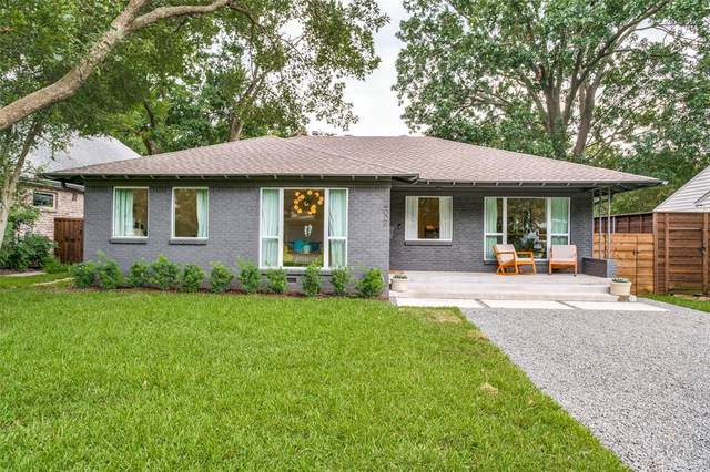 4026 Glenridge Road, Dallas, TX 75220 (MLS #14406374) :: The Kimberly Davis Group