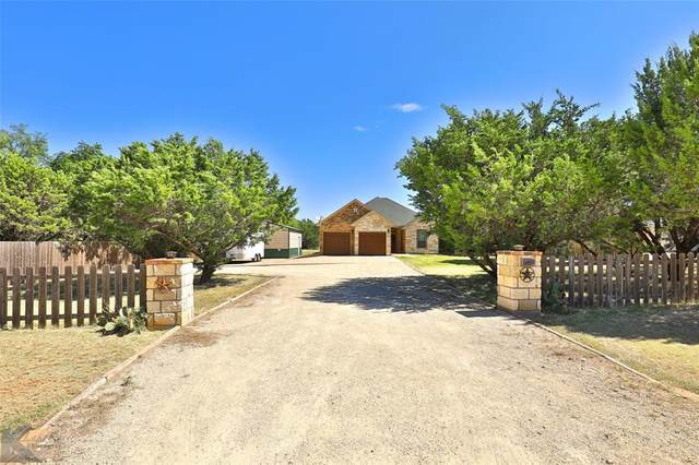 589 Maxwell Street, Buffalo Gap, TX 79508 (MLS #14406386) :: RE/MAX Pinnacle Group REALTORS